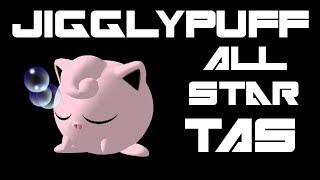 SSBM: Jigglypuff All Star TAS (Very Hard, No Damage)