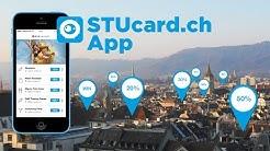 Die neue STUcard.ch App