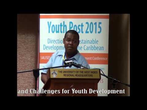 SALISES Carribbean Youth Development Conference-Glocalisation: Youth Development