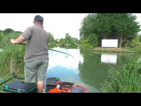 Carp Shallow On The Pole At Lindholme Lakes