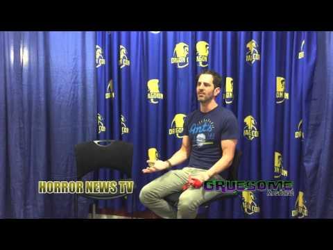 Dragon Con 2015 Press Conference - Hannibal's Aaron Abrams & Scott Thompson - Gruesome Magazine