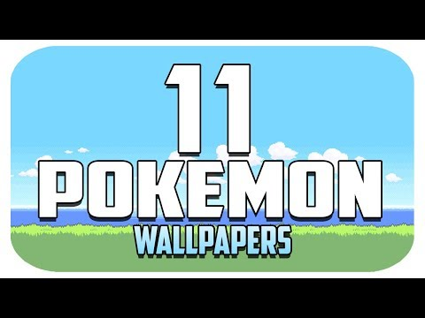 11 Best Pokemon Wallpaper Engine Wallpapers | Gaming, Calm, Cloudy, Space, etc.