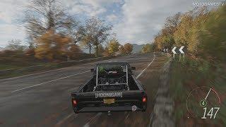 Forza Horizon 4 - 1977 Hoonigan Gymkhana 10 Ford F-150 Hoonitruck Gameplay