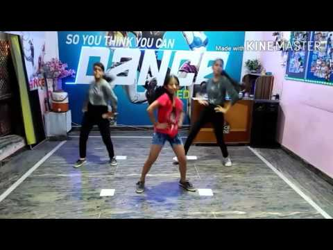 D Dance Zone Ganga punjabi dance video...