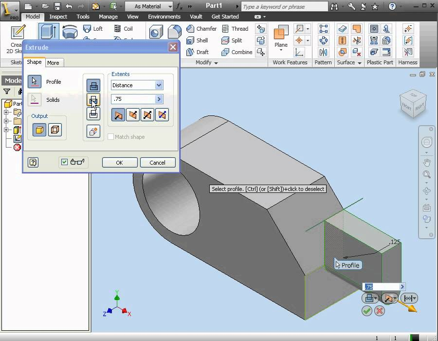 Solved: inventor learning path tutorial web location autodesk.