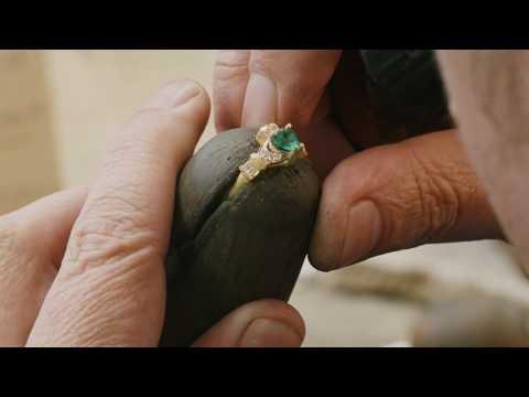 Irish En Ement Ring