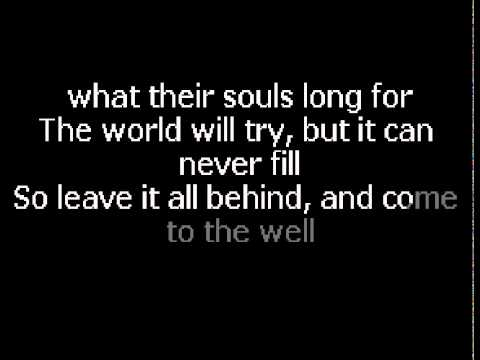 Casting Crowns The Well