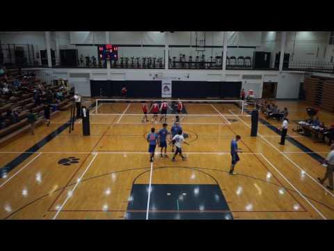 HEHS Boys Volleyball - Conant 4/11