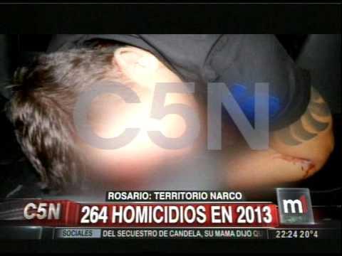 C5N - MINUTO UNO: ROSARIO, TERRITORIO NARCO (PARTE 1)