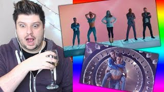 Queer Eye   Theme Song (All Things) Feat. Betty Who   Netflix [REACTION]