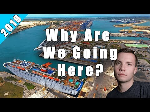 Why Cruisers Don't Like Freeport, Bahamas