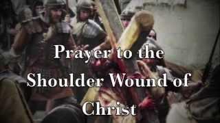 Shoulder Wound of Christ