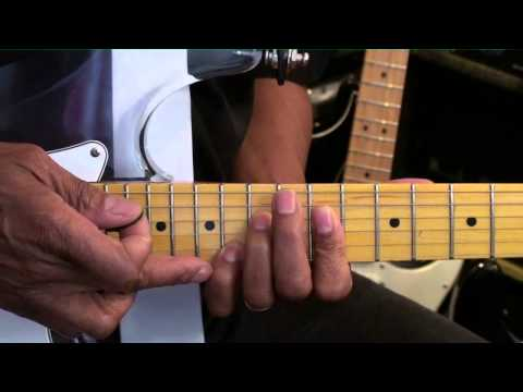 Guitar Chord Form Tutorial #244 Mark Ronson Bruno Mars Style Funk Chords Lesson EricBlackmonMusicHD