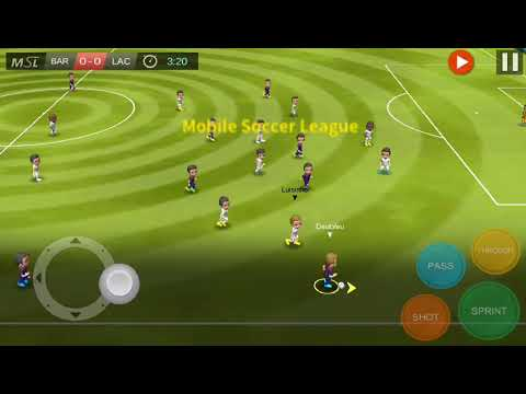 TutuApp   Mobile Soccer League   Best Android & iOS Games #24   Recommended  Games