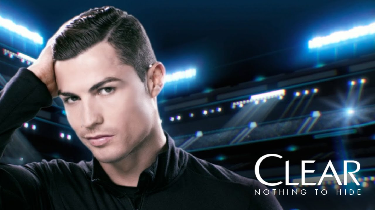 Ronaldo New Clear Anti Dandruff Shampoo Youtube Men