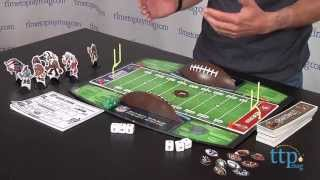 NFL Rush Zone Board Game from Toy Island