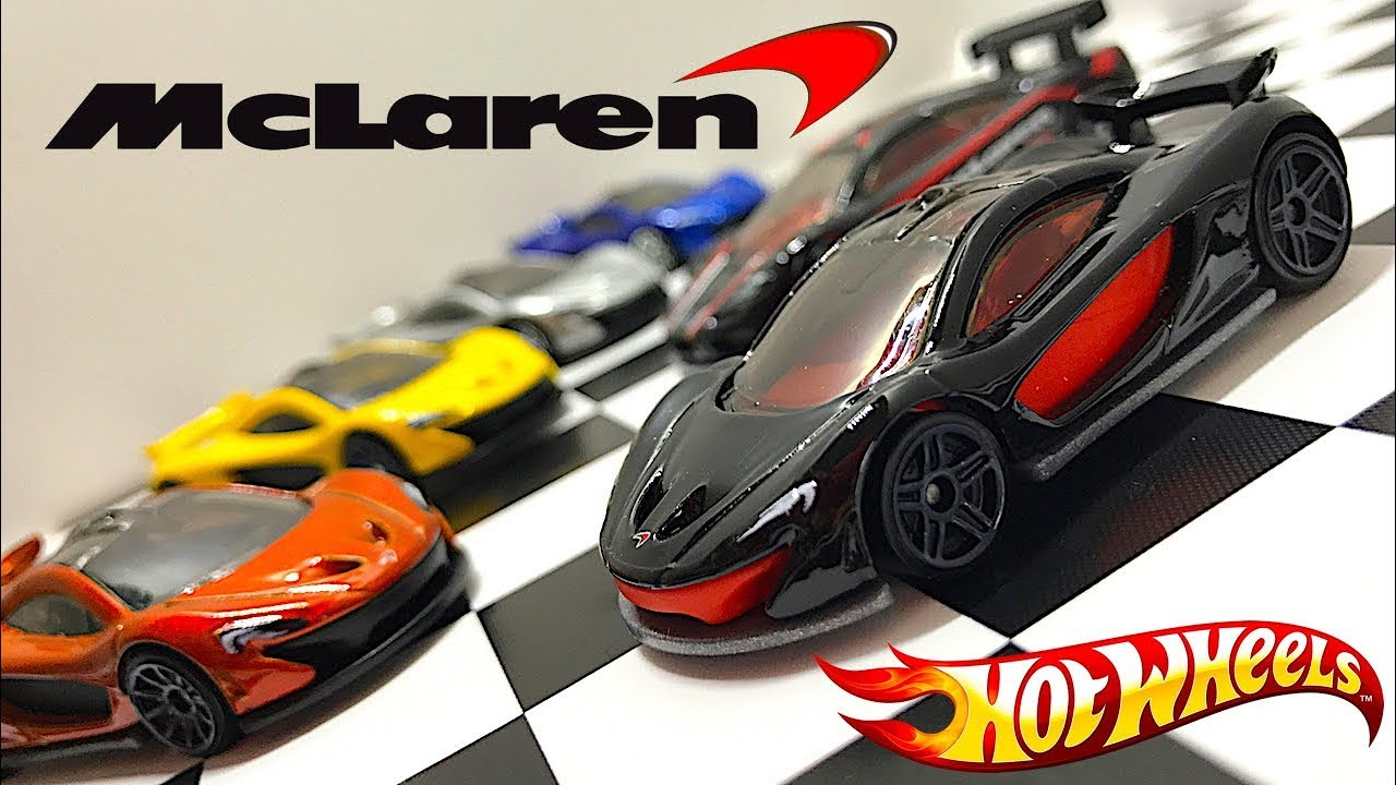New Hot Wheels McLaren P1 Unboxing And Review!