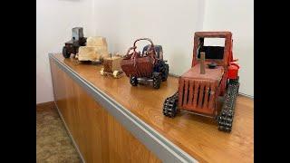 В краеведческом музее Мамадыша начала работать уникальная выставка