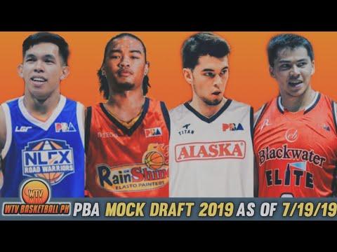 2019 PBA draft