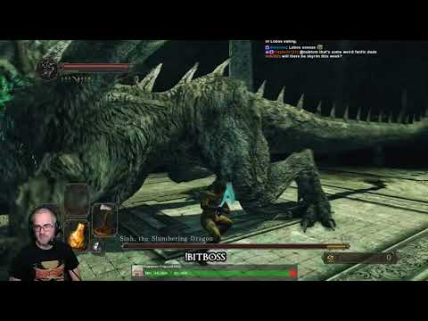 Dark Souls 2: SotFS SL1 All Bosses (Pt. 4)