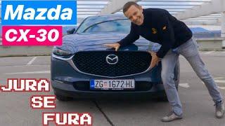 Mazdin SUV krivog imena - Mazda CX-30 - Jura se Fura