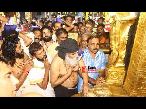 K J Yesudas Harivarasanam live at Sabarimala Sannidhanam