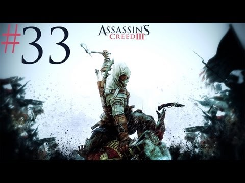 Assassin's Creed 3 - Walkthrough - Part 33 - Damn General St