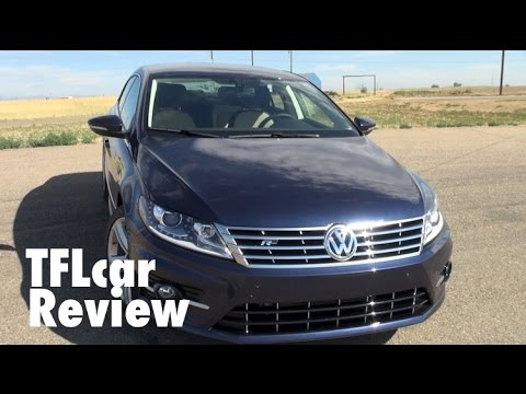 2014 Volkswagen CC 0-60 MPH Racetrack Review: Just how sporty is the R-Line VW CC?
