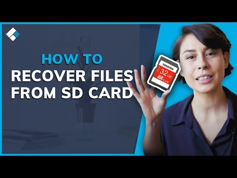How To Recover Files From SD Card 2019 | SD Card Recovery