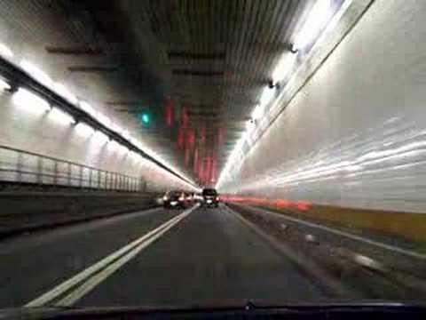 Holland Tunnel Traffic 11-4-07