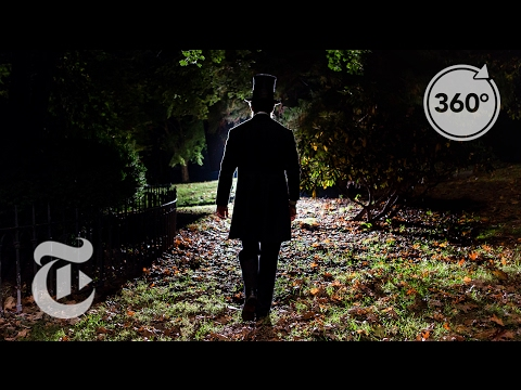 Lincoln in the Bardo | 360 VR Video | The New York Times