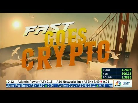 COINBASE BIG ANNOUNCEMENT CNBC Fast Money 03.06.18