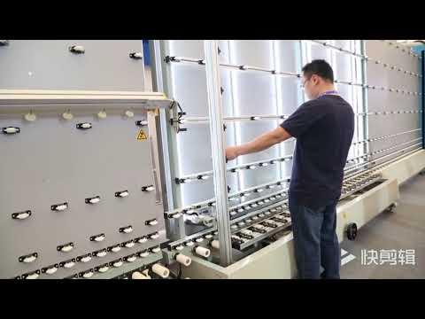 double glazing glass production line----Shandong XY International Trade