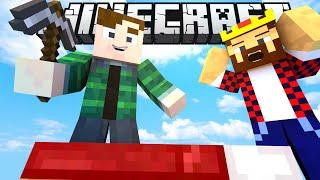 ПОПЫТКА СЛОМАТЬ СВОЮ КРОВАТЬ - Minecraft Bed Wars (Mini-Game)