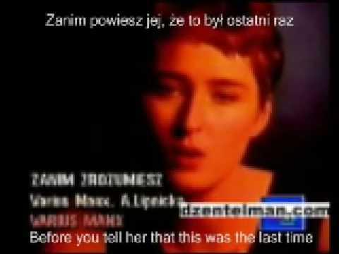 Varius Manx - Zanim Zrozumiesz English subtitles / angielskie napisy