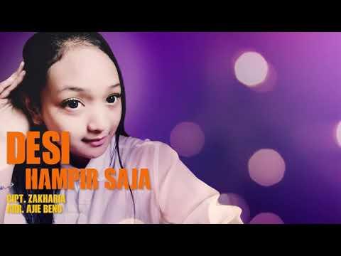My single 🎶  Hampir Saja -  artist Desi Ayu Lestari