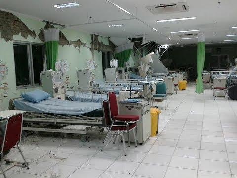 Kumpulan Gempa Bumi Jawa Barat Jawa Tengah Yogyakarta Pukul 23 40, 15 Desember 2017