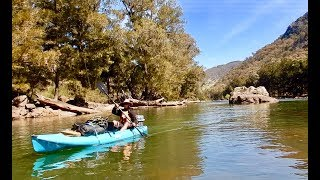 Solo Overnight Kayak Camping