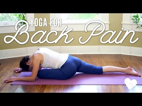 Yoga For Back Pain | Yoga Basics | Yoga With Adriene