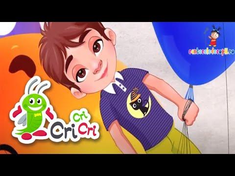 Culorile - Karaoke (negativ) - Cantece Pentru Copii | CriCriCri