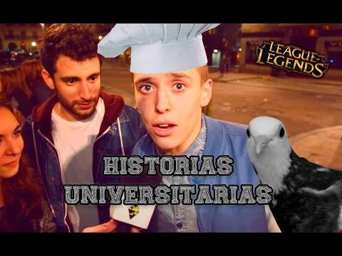 Historias Universitarias (Salamanca Fiesta)
