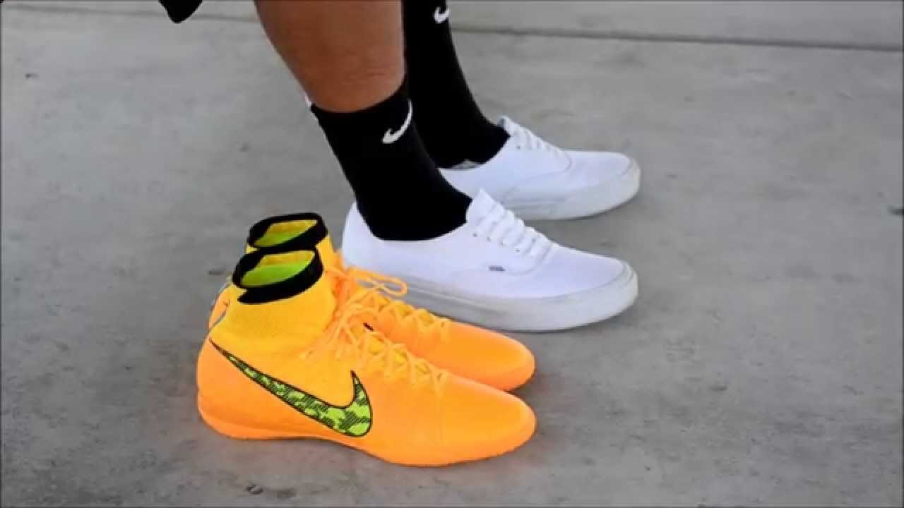 purchase cheap f9849 3d4c3 ... clearance nike elastico superfly ic laser orange volt black unboxing  youtube a44c9 ab899