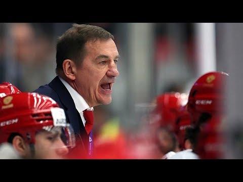 Брагин возглавил страшую сборную России