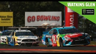 Monster Energy NASCAR Cup Series - Full Race - GoBowling at The Glen