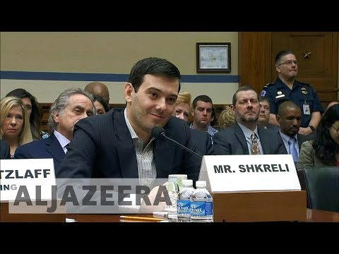 US court convicts Martin Shkreli of defrauding investors