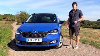 Test nová Škoda Fabia Combi 1,0 TSI | Rozumná volba pro mladou rodinu