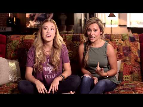 Maddie & Tae - Announcing The Start Here Tour!