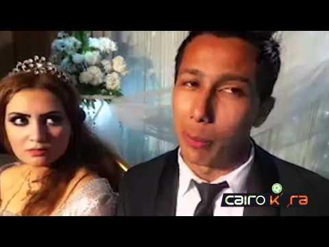 بالفيديو.. عمرو جمال لمخطوبته:
