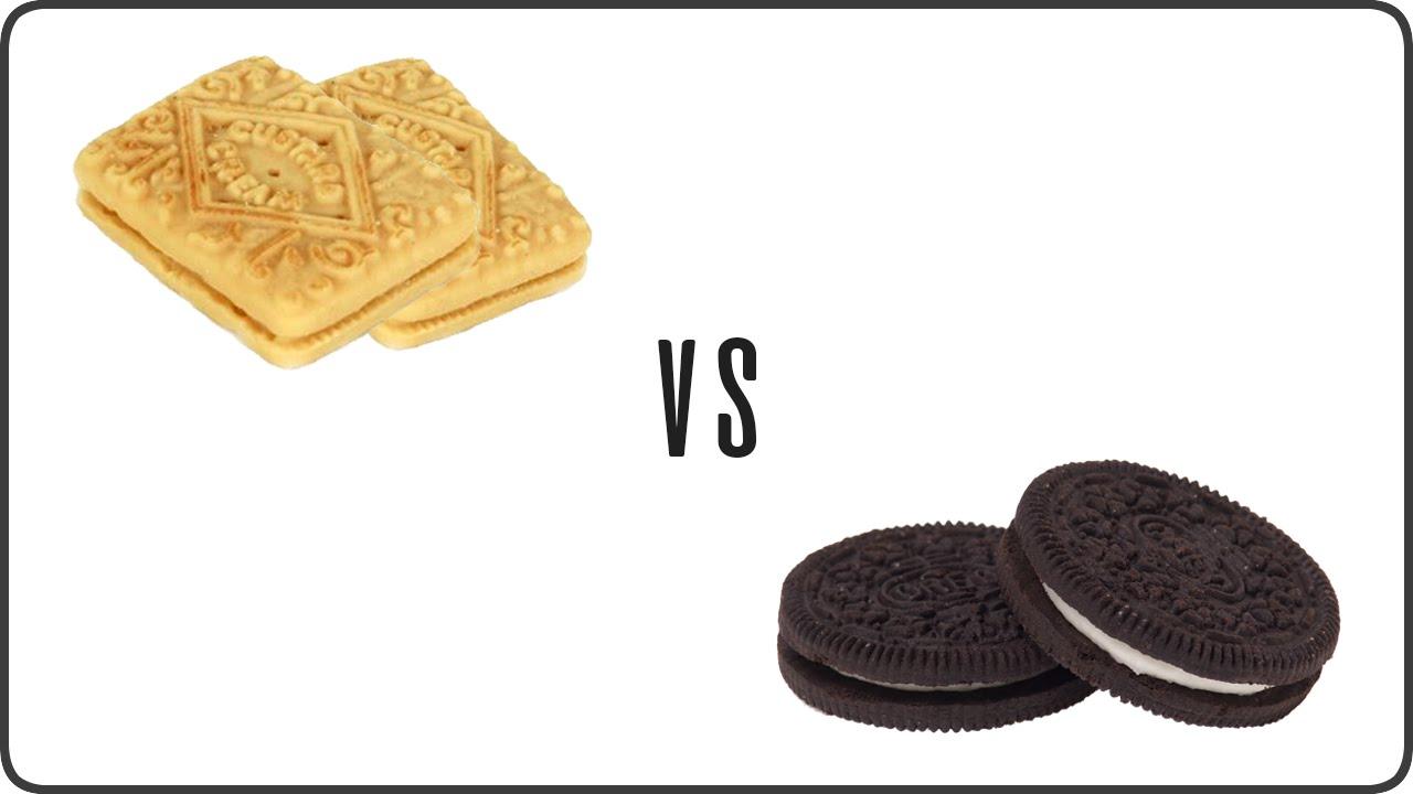 Irish Biscuits vs American Cookies - YouTube