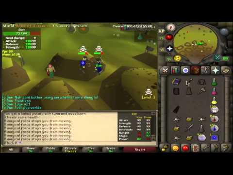 20M Risk Fight VS TheBaby123 | Dont know why its bad quality tho